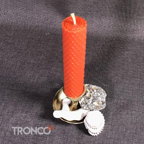 Свеча из вощины Фортуна