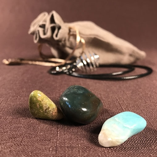 """Набор камней: """"Уверенность"""""""