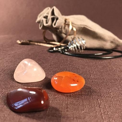 """Набор камней: """"Женское счастье"""""""